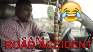 Video: ROAD ACCIDENT (COMEDY SKIT) | Latest 2018 Nigerian Comedy